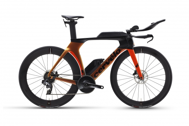 P5 Disc  Orange/Chameleon 完成車/フレームセット(2021~)