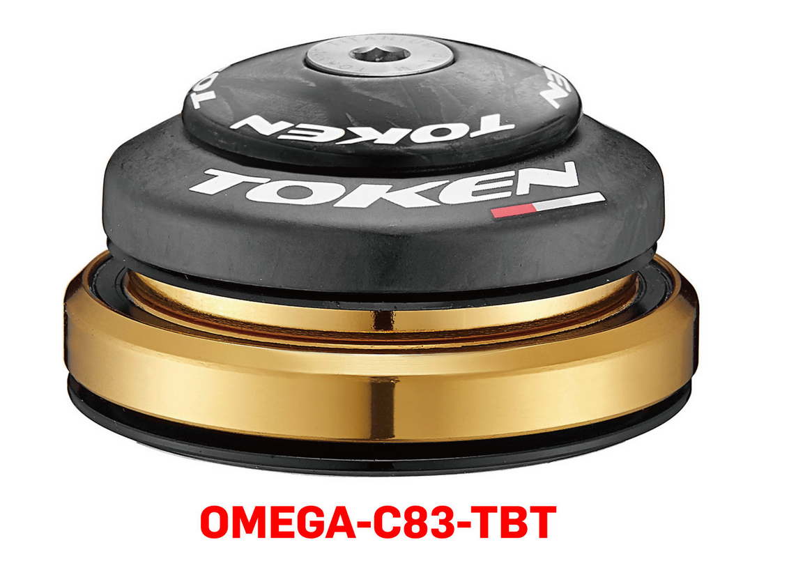 """TOKEN 1-1//8/""""+1.5/"""" Carbon Integrated Headset"""