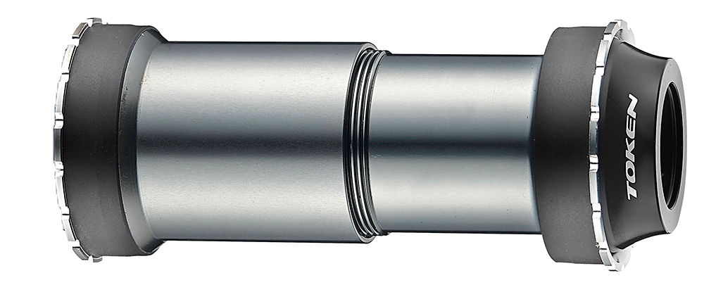 TOKEN Thread-Press Fit Bottom Bracket for BB90//BB95 TREK Frame to Shimano Crank